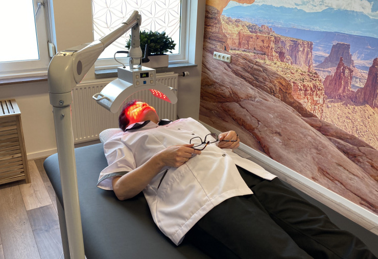 laser bio fotonen therapie